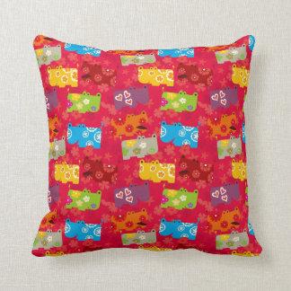 Hippo Pillow