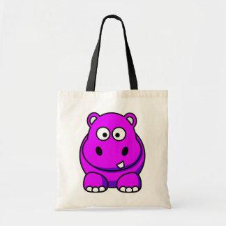 Hippo Pink Bag