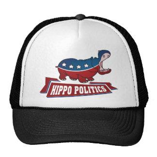 Hippo Politics Mesh Hats
