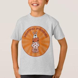 Hippo Pride Starburst T-Shirt