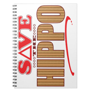 Hippo Save Notebook