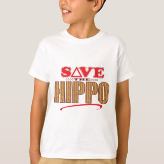 Hippo Save T-Shirt