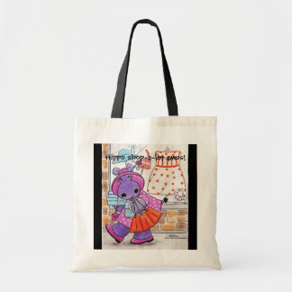 Hippo Shopping-Hippo shop-a-lot amus!