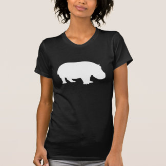 Hippo Silhouette Shirts