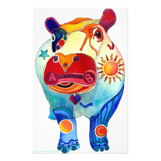 Hippo Stationery