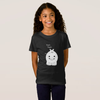 Hippo with quote T-Shirt