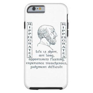 Hippocrates Tough iPhone 6 Case