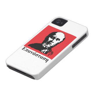 Hippocrates - Epanastasi iPhone 4 Case-Mate Case