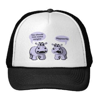 Hippocrite Mesh Hats
