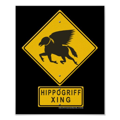 Hippogriff XING Poster