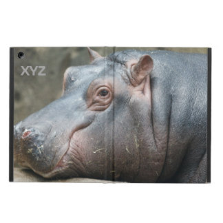 Hippopotamus custom cases iPad air covers