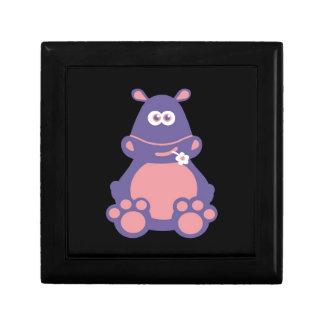 Hippopotamus Gift Box