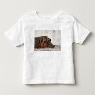 Hippopotamus, Hippopotamus amphibius, Lake Toddler T-Shirt