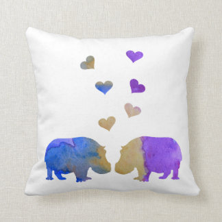 Hippos Cushion