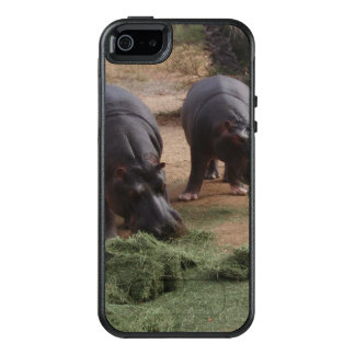 hippos OtterBox iPhone 5/5s/SE case