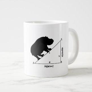 Hippotenuse Giant Coffee Mug