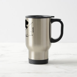 Hippotenuse Travel Mug