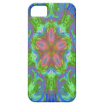 Hippy Flower Design iPhone 5/5S Cover
