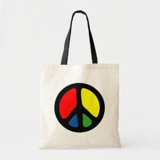 Hippy Groovy Peace Symbol