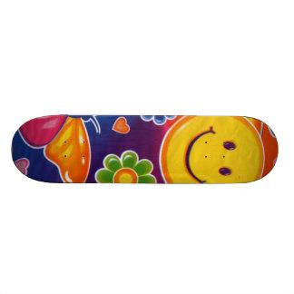 Hippy Happy! Skateboard