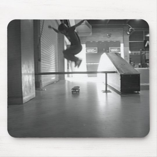 hippy jump mouse mat