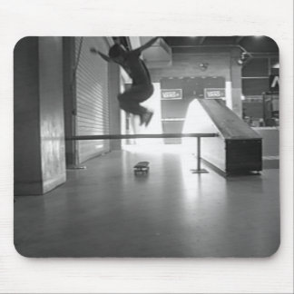 hippy jump mouse pad