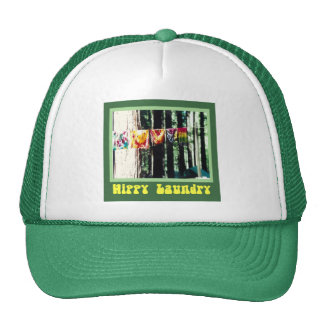 Hippy Laundry Cap