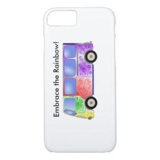 Hippy Van - iPhone Case