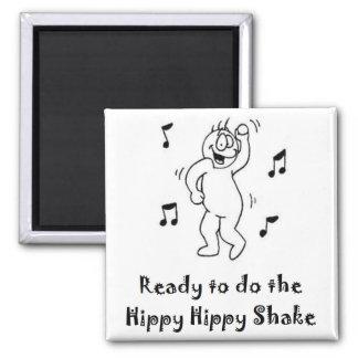 HippyShake Magnet