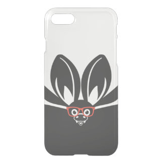 Hipster Bat iPhone Case