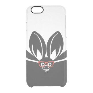 Hipster Bat iPhone Case