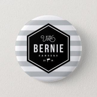 Hipster Bernie 6 Cm Round Badge