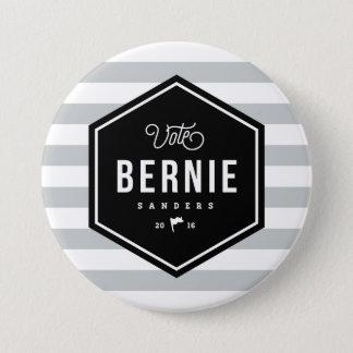 Hipster Bernie 7.5 Cm Round Badge