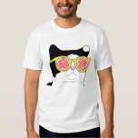 Hipster Cat T-shirts
