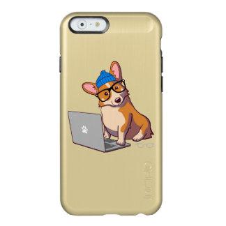 Hipster Corgi 2 Incipio Feather® Shine iPhone 6 Case
