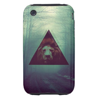 Hipster cover to iPhone 3/3s Tough iPhone 3 Cover