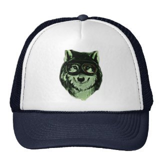 Hipster Dog Style Cap