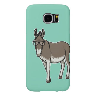 Hipster Donkey Samsung Galaxy S6 Cases