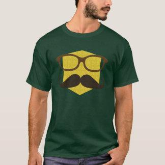 Hipster Emoji Birthday Party Shirt