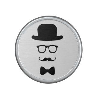 Hipster Face Bumpster Speaker