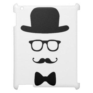 Hipster Face Matte iPad Air Mini Retina Case iPad Case