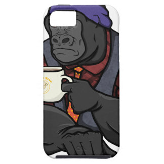 Hipster Gorilla iPhone 5 Covers