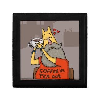 Hipster Hazelnut latte Gift Box