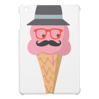 Hipster ice cream iPad mini cover