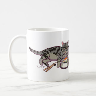 Hipster Kitty Mug (without text)