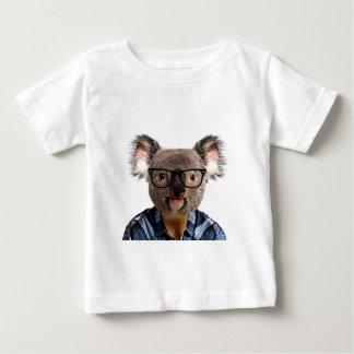 Hipster Koala Baby T-Shirt