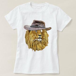Hipster Lion Wildcat T-Shirt