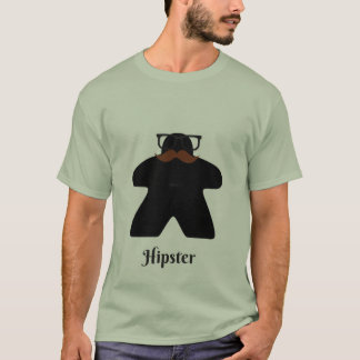 Hipster meeple T-Shirt