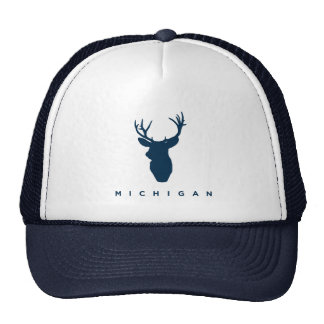 Hipster Michigan Hat