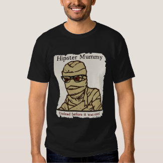 Hipster Mummy Tees